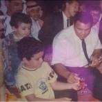 Yousef, AbduRahman, Ziad, and Muhammad Ali